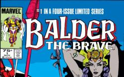 Balder the Brave #1