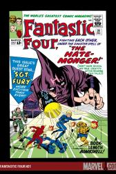 Fantastic Four #21 
