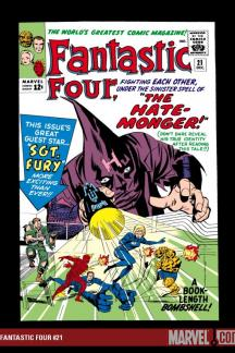 Fantastic Four Omnibus Vol. 1 (Hardcover)