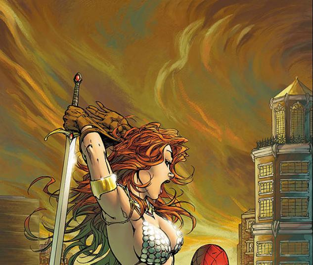 SPIDER-MAN/RED SONJA #2
