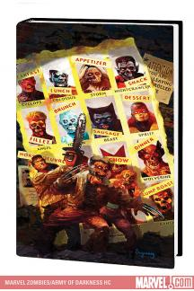Marvel Zombies/Army of Darkness (Hardcover)