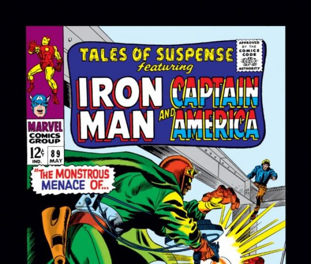 Tales of Suspense (1959) #89