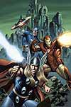 THOR (2004) #81 COVER