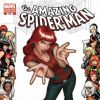 AMAZING SPIDER-MAN #641 WOMEN OF MARVEL FRAME VARIANT cover by John Tyler Christopher