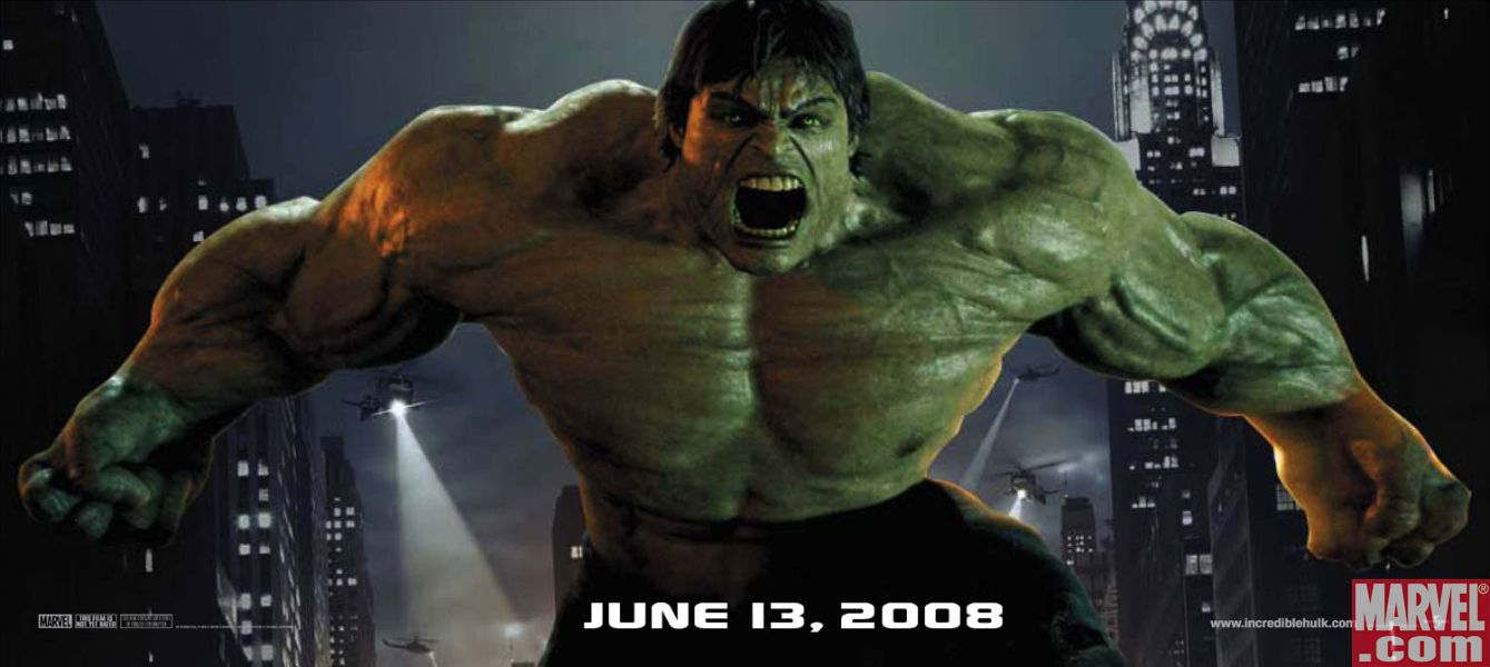 marvel the incredible hulk movie images