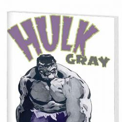 HULK: GRAY COVER