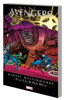 Marvel Masterworks: The Avengers Vol. 3 (Trade Paperback)