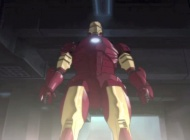 Iron Man Anime Episode 11 - Clip 1