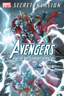 Avengers: The Initiative (2007) #18