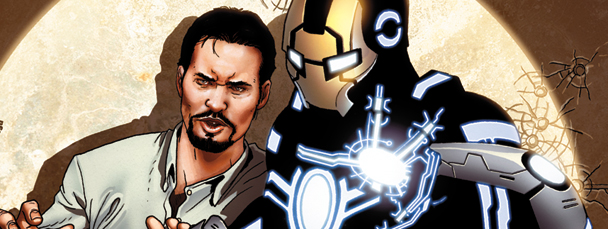 First Look: Invincible Iron Man #519