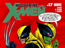 WOLVERINE & THE X-MEN 17 (AVX, WITH DIGITAL CODE)