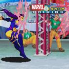 Marvel vs. Capcom Origins: Gambit, Magneto & Psylocke