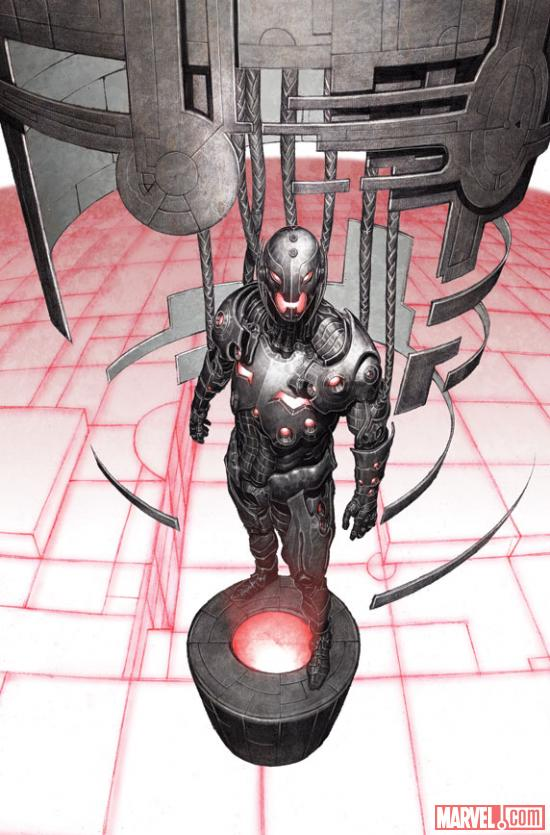 Age of Ultron #1 variant cover