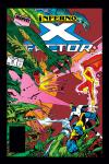 X-Factor (1986) #36 Cover