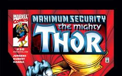 Thor (1998) #30 Cover