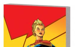 CAPTAIN MARVEL VOL. 1: IN PURSUIT OF FLIGHT TPB (MARVEL NOW)