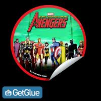 Check-in to The Avengers: EMH! Vol. 6 on GetGlue