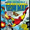 Iron Man (1968) #31 Cover