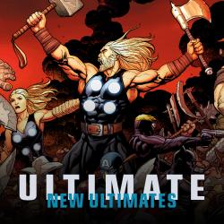 Ultimate Comics New Ultimates (2010 - 2011)
