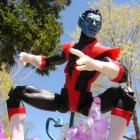 New Marvel Select Nightcrawler Action Figure