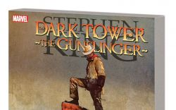 DARK TOWER: THE GUNSLINGER - THE MAN IN BLACK TPB