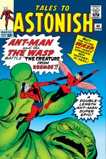 Tales to Astonish (1959) #44