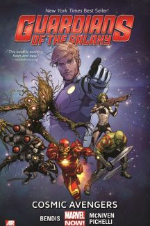 Guardians of the Galaxy: Cosmic Avengers (Trade Paperback)