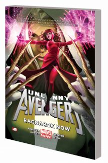 UNCANNY AVENGERS VOL. 3: RAGNAROK NOW TPB (MARVEL NOW)