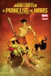 JOHN CARTER: A PRINCESS OF MARS (2011) #1 Cover