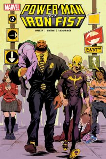 Power Man and Iron Fist (2016)