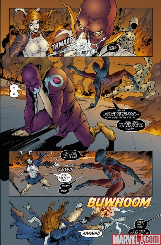DARK REIGN: MR. NEGATIVE #2, page 4