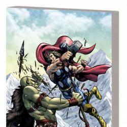 Marvel Adventures Thor & the Avengers Digest (2009 - Present)