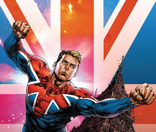 CAPTAIN BRITAIN AND MI13 #13