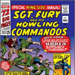 Sgt. Fury Annual #1
