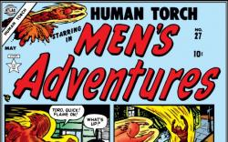 Men's Adventures #27