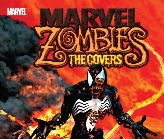 MARVEL ZOMBIES: THE COVERS #0