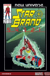 Star Brand (1986) #2