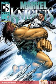 Marvel Knights (2000) #3