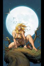 Shanna, the She-Devil #5 