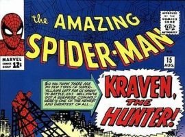 Image Featuring Kraven the Hunter