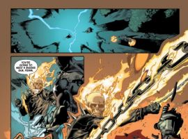 ULTIMATE COMICS AVENGERS 2 #4 preview art by Leinil Francis Yu