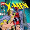 UNCANNY X-MEN #274