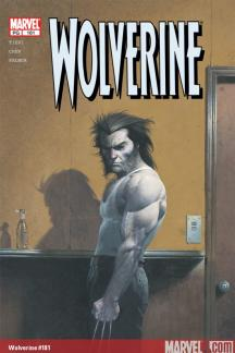 Wolverine (1988) #181