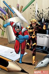 Ant-Man &amp; the Wasp #1 