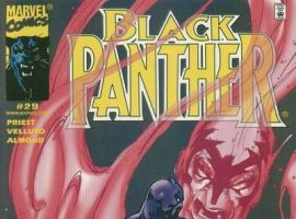 Image Featuring Black Panther