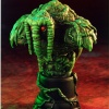 Man-Thing Mini-Bust by Bowen Designs
