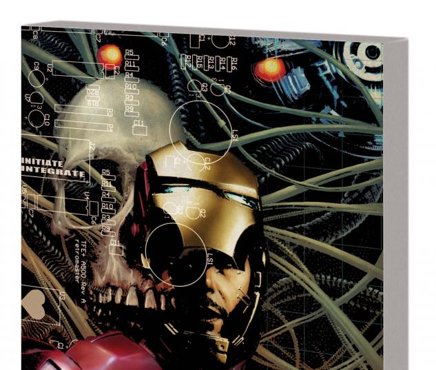 Iron Man Rapture Iron Man Rapture Tpb