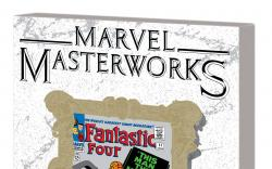 MARVEL MASTERWORKS: THE FANTASTIC FOUR VOL. 6 TPB