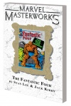 Marvel Masterworks: The Fantastic Four Vol. 6 Variant (DM Only) (Trade Paperback)