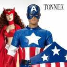 Tonner Spotlight: Captain America and Scarlet Witch Dolls